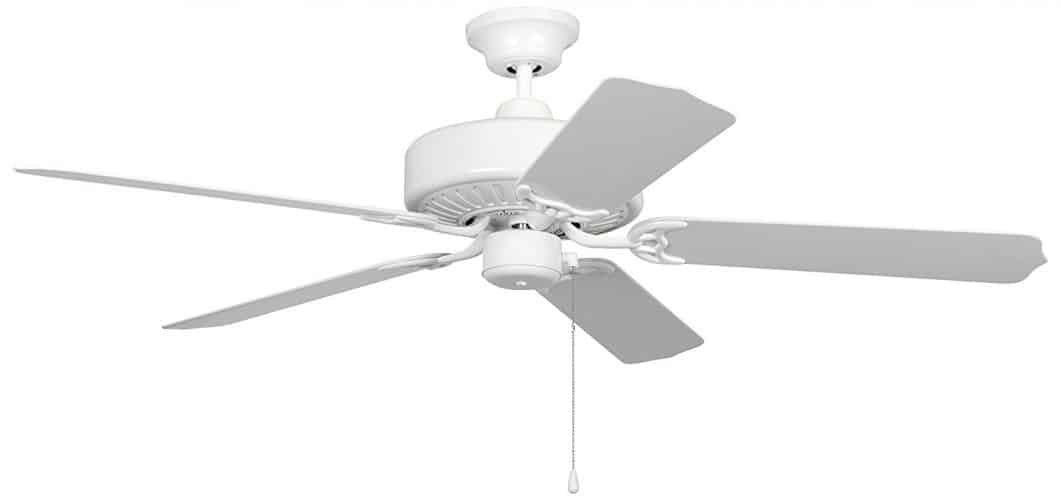 Litex WOD52WW5P Cove Harbor Ceiling Fan