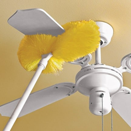 The ultimate guide on how to clean ceiling fans how to clean ceiling fans aloadofball