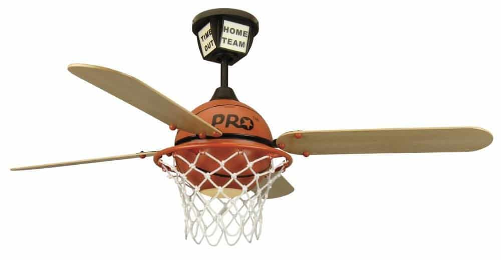 Basketball Ceiling Fan