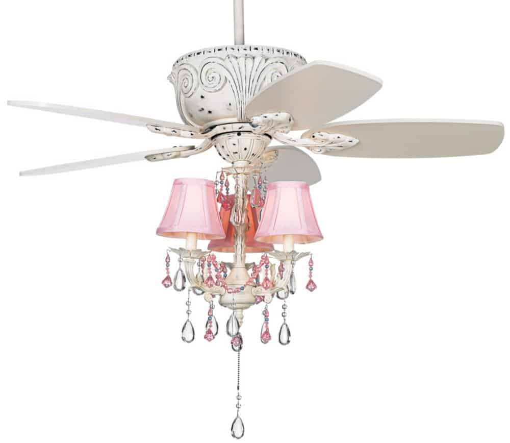 Girls Ceiling Fan