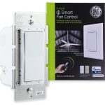 GE Z-Wave Plus Wireless Smart Fan Speed Control Switch