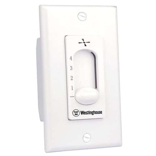 Westinghouse 7787200 Ceiling Fan Wall Control Switch