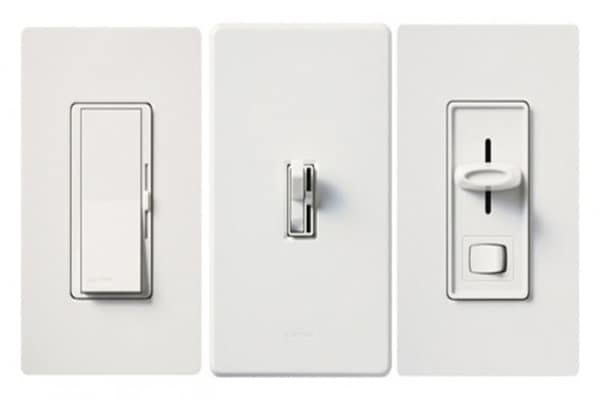 different_dimmer_switches